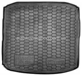 Резиновый коврик багажника Audi A3 2012- (седан) Avto-Gumm