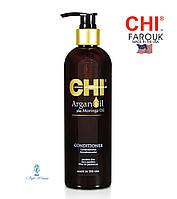 CHI Argan Oil  Восстанавливающий кондиционер с маслом Аргана для волос 355 мл