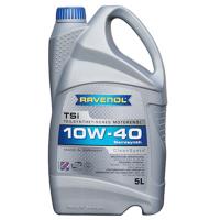 Полусинтетическое моторное масло Ravenol TSI 10w-40 4L 4L 5, 5л, Ravenol, Германия