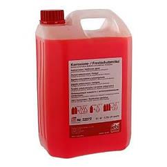 Концентрований антифриз Febi G12 (червоний) 5l