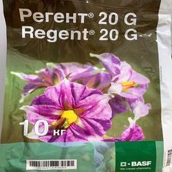 Регент 20G, 10 кг — Почвенный инсектицид от грунтовых вредителей (медведка, дротянка), фото 2