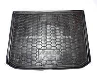 Резиновый коврик багажника Audi A3 Sportback 2012- (седан) Avto-Gumm