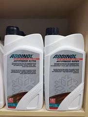 Концентрований антифриз Addinol antifreeze EXTRA G-12( червоний) 1.5 L