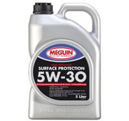 Синтетическое моторное масло Meguin megol Motorenoel Surface Protection SAE 5W-30 5L
