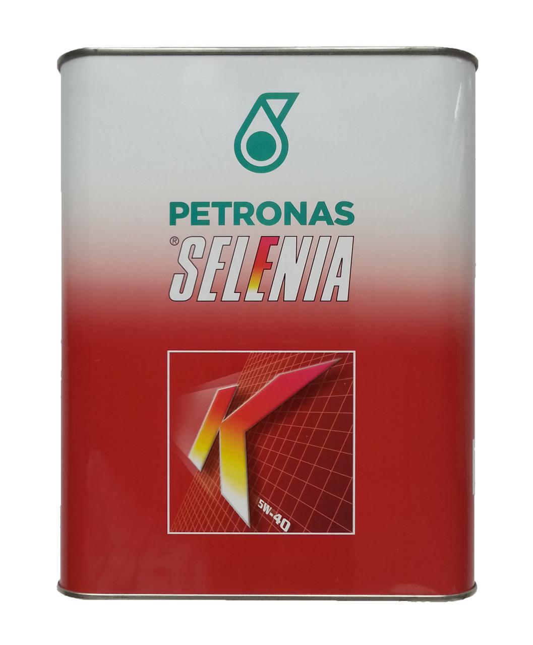 Синтетическое моторное масло Selenia K 5w40 2L