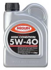 Синтетическое моторное масло MEGUIN MEGOL MOTORENOEL HIGH CONDITION 5W-40 5L 1л