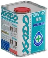 Полусинтетическое моторное масло XADO Atomic Oil 10W-40 extra drive SN 1л