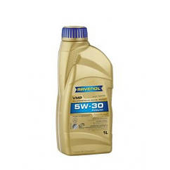Синтетическое моторное масло Ravenol VMP SAE 5w-30 1л