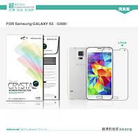 Защитная пленка Nillkin для Samsung G900 Galaxy S5 глянцевая
