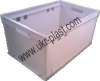 Пластиковые ящики для заморозки рыбы 600 x 400x 300