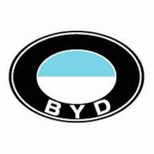 Автостекла на BYD.