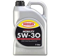 Синтетическое моторное масло Meguin MEGOL MOTORENOEL MOBILITY 5W-30 1л