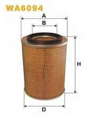 Воздушный фильтр Wix WA6094 (Am 422)