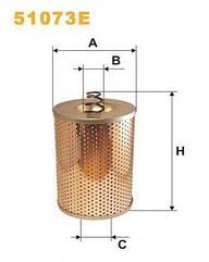 Масляный фильтр Wix 51073E Filtron OM 514/2