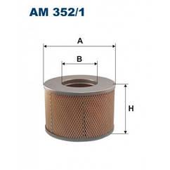 Воздушный фильтр Filtron AM 352\1 Wix WA 6648