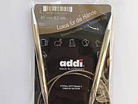 Спицы Addi 80 см 8,0 мм