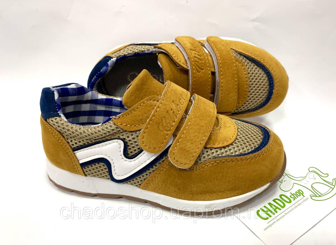 Детские кроссовки на мальчика Clibee 27-31