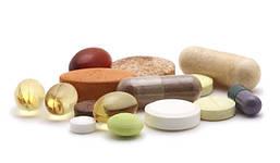 Вітамінно-мінеральні комплекси; добавки