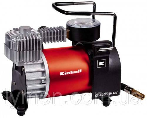 Компресор автомобільний EINHELL CC-AC 35/10 12V (2072121), фото 2