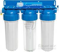 Тройная система очистки Aquafilter FP3-3-UA