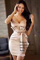 Платье из жаккарда, фото 1