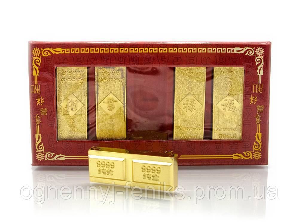 5 золотых слитков - Огненный Феникс в Одессе