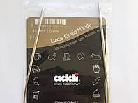 Спицы Addi 40 см 3,0 мм