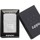 Бензиновая зажигалка Zippo 29521 Bradford, фото 3