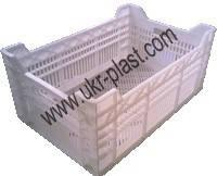 Пластиковые ящики для заморозки рыбы 600 x 400 x 260 / 220
