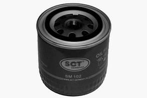 Масляний фільтр SCT SM 102 Ваз-2104-2107