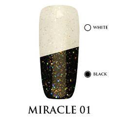 Топ с блестками Adore (miracle 01) 7,5 мл