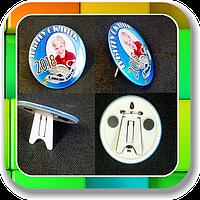 Значки - фоторамка - магніт