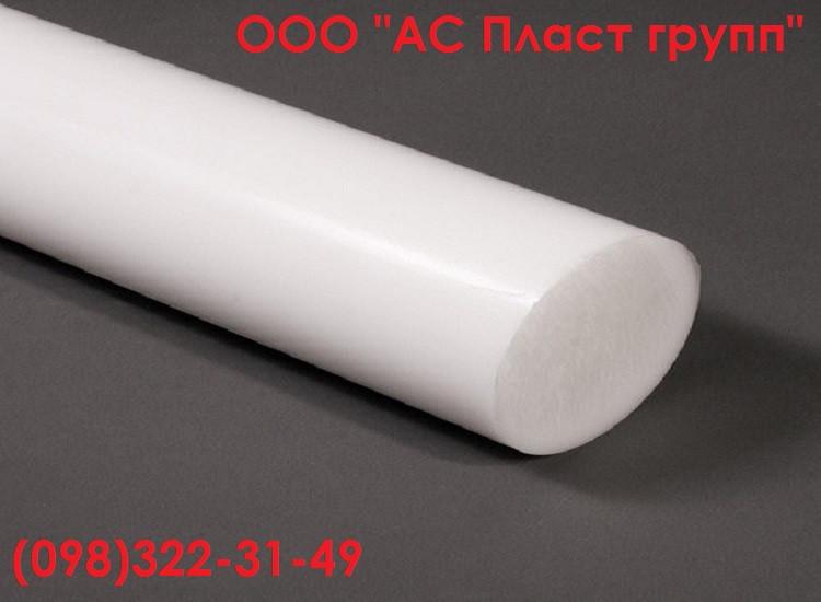 Полипропилен (РР), стержень, цвет серый, диаметр 20-200 мм, длина 1000 мм.