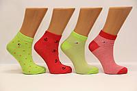 Спортивные женские короткие носки Ф17