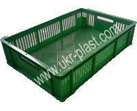 Пластиковые ящики для заморозки рыбы 600 x 400 x 140 Ужгород