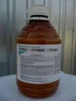 Гербицид Прима, д.в. 2,4 Д кислота (сложный 2 х-этиловый эфир) 300 г/л + флорасулам,  6,25 г/л