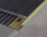 Угловой профиль для защиты ступеней SN h=8 мм