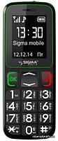 Sigma Comfort 50 mini3 Black-Green
