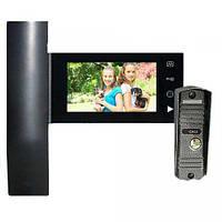 """Комплект видеодомофона PoliceCam PC-446R0 (PC-201) с экраном 4,3"""""""