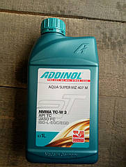 Лодочное 2т масло Addinol Aqua Super MZ 407 M