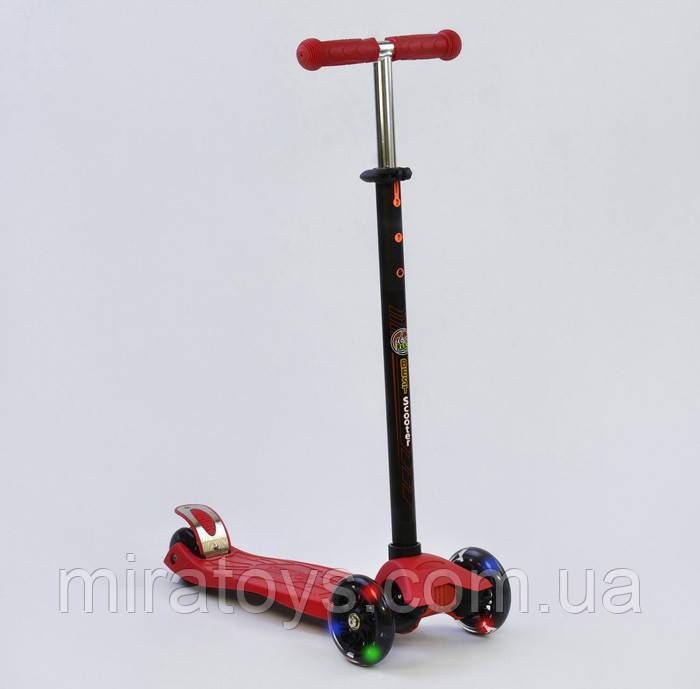 Самокат 466-113 / А 24636 Best Scooter MAXI КРАСНЫЙ