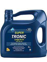 Синтетическое моторное масло Aral SuperTronic LongLife III 5w-30 5л