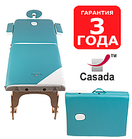 Складной массажный стол Casada Rodos (2W)