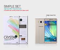 Защитная пленка Nillkin для Samsung A700 Galaxy A7 глянцевая