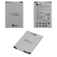 Батарея (акб, аккумулятор) BL-41ZH для LG L Fino D290 / D295, 1900 mAh, оригинал