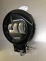 Дополнительная фара  LED GV-066-30W CREE XM-L-T6 - 1 шт.- не слепят. Снята с продажи., фото 1