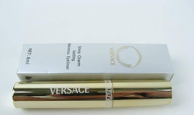 Подводка для век Versace Shiny Charm lasting meimou eyeliner 8 ml, фото 2
