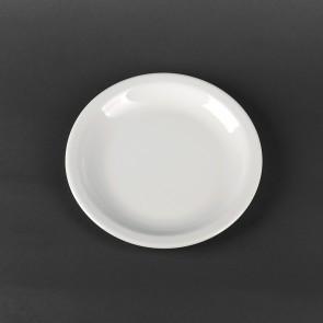 Тарелка мелкая Lubiana Ameryka 230 мм (133)