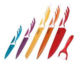Набор кухонных ножей 6 предметов Peterhof РН-22369