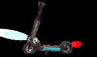 Электросамокат E-scooter до 42 км/ч